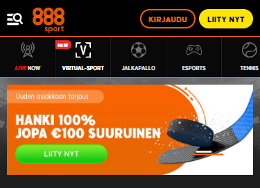 888sport vedonlyönti arvostelu pelaa.online