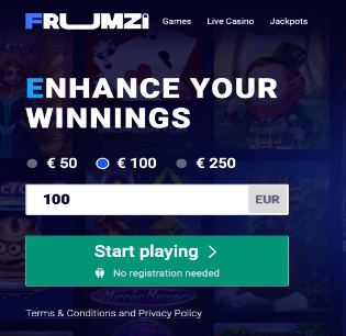 frumzi kasino arvostelu pelaa.online
