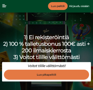 mrgreencasino kasino arvostelu pelaa.online