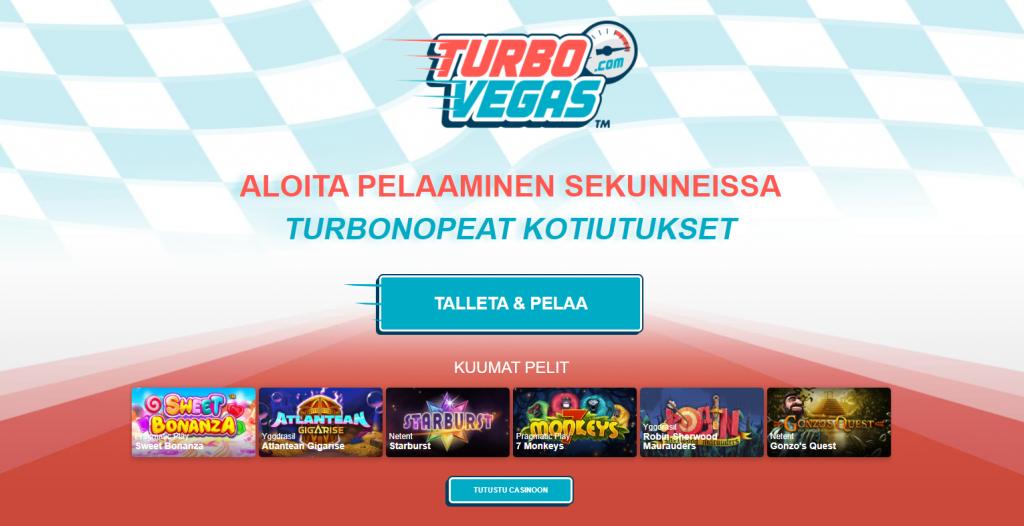 Turbo Vegas Kasino
