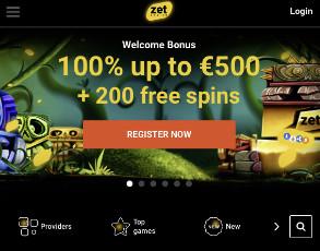 zet casino kasino arvostelu pelaa.online
